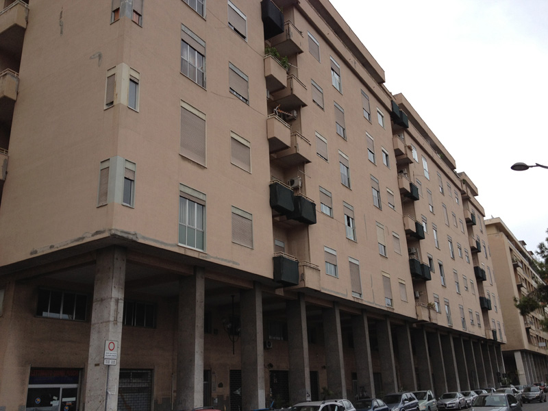 CRISP19 – Via Crispi N.248 – Palermo